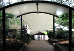 Water Proof Shade Sail Structures Sydney